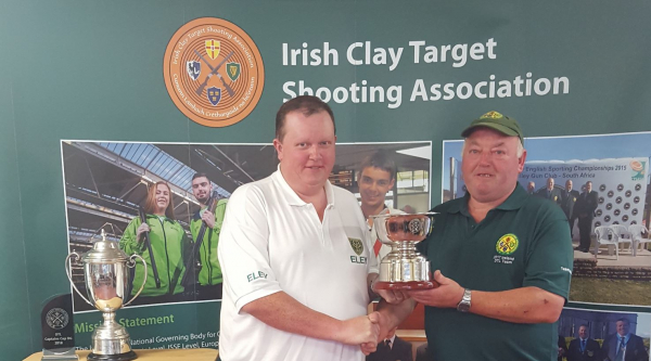 DTL - National Shooting Ground Ashbourne - 08/07/2018